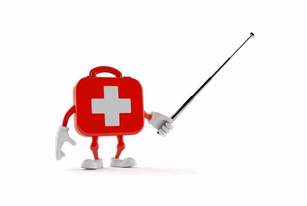 Kto może prowadzić zajęcia z pierwszej pomocy