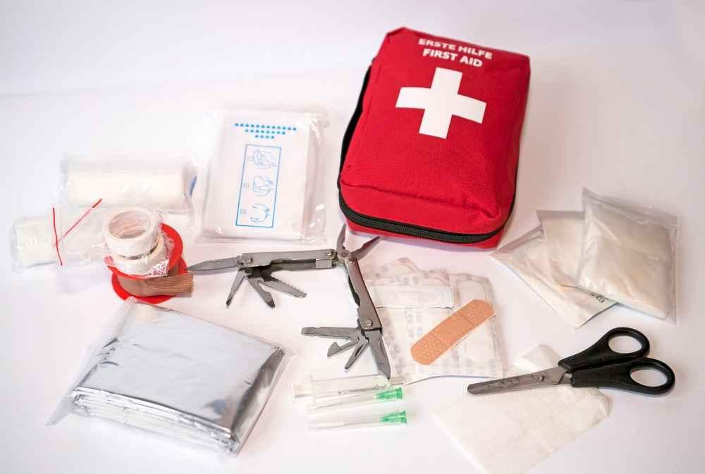 Apteczka pierwszej pomocy – rodzaje apteczek